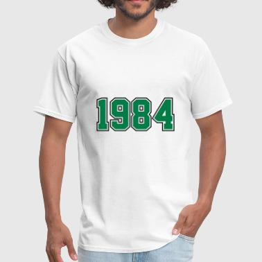 1984 | Year of Birth | Birth Year | Birthday - Men's T-Shirt