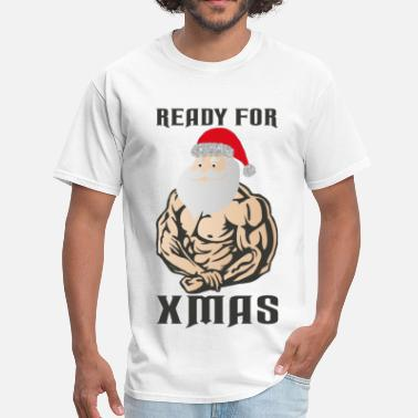 Angel Ready ready for xmas - Men's T-Shirt