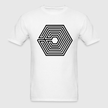 Exo Kpop - Men's T-Shirt