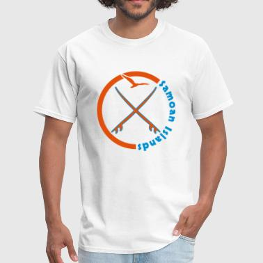 Samoan Islands - Men's T-Shirt