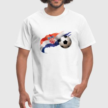 Croatia Soccer - Men's T-Shirt