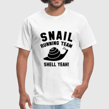 Snail Running Snail Running Team - Men's T-Shirt