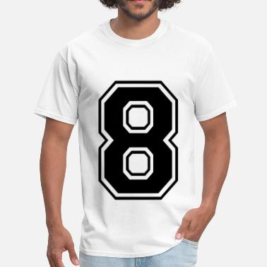 The Number 8 Number 8 - Men's T-Shirt