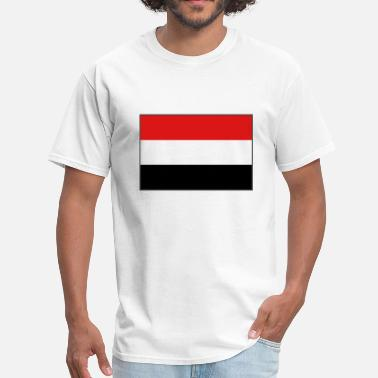 Yemen Yemen Flag - Men's T-Shirt