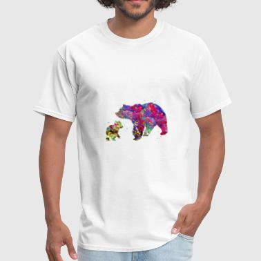 Bear Family Bear Family - Men's T-Shirt
