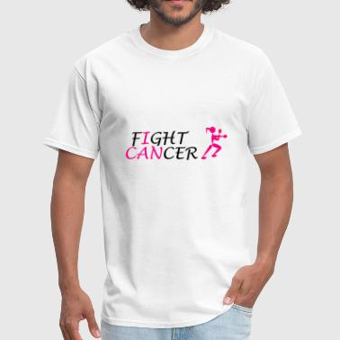 Breast Logo Breast Cancer Awareness Logo 2 - Men's T-Shirt