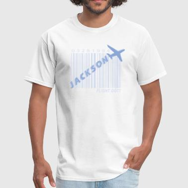 Got7 Got7_Jackson_Flight Log - Men's T-Shirt