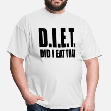 Diet DIET - Men's T-Shirt