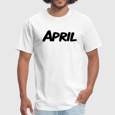 Aprils April - Men's T-Shirt