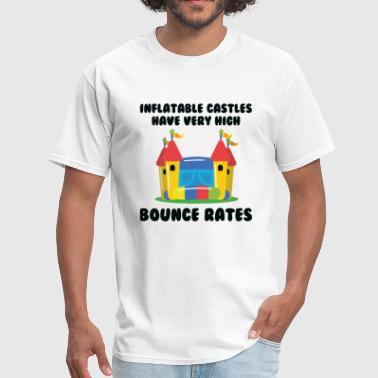 Bounce Rates - Men's T-Shirt