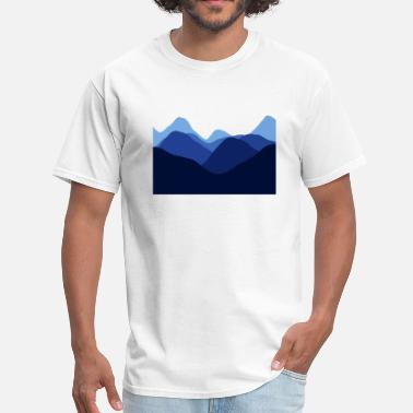 Blue Mountain State Blue mountains - Men's T-Shirt