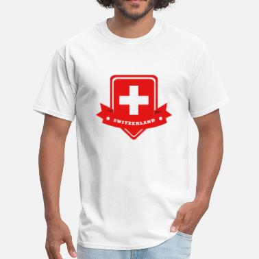 Switzerland Switzerland - Men's T-Shirt