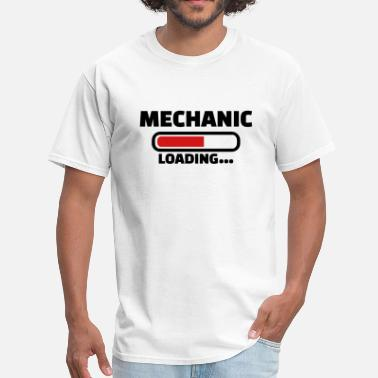 Mechanics Mechanic - Men's T-Shirt