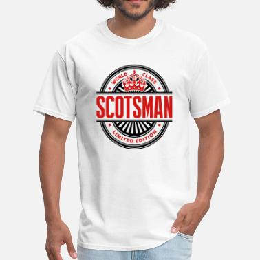World class scotsman limited edition - Men's T-Shirt