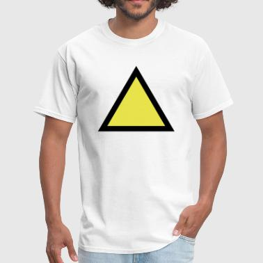 Danger sign - Men's T-Shirt
