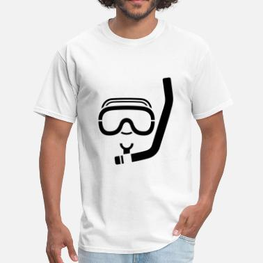 Cool Diving diving - Men's T-Shirt
