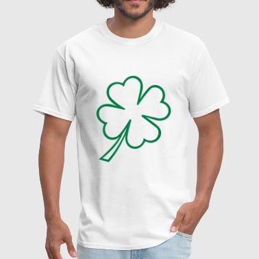 lucky clover - Men's T-Shirt