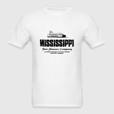 Mississippi  - Men's T-Shirt