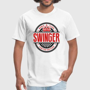 Swinger Funny World class swinger limited edition - Men's T-Shirt