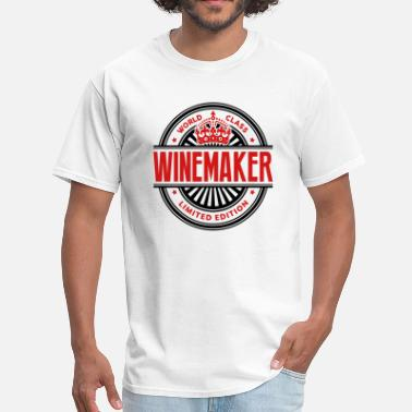 Winemaker World class winemaker limited edition - Men's T-Shirt