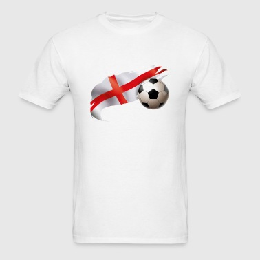 England Soccer - Men's T-Shirt
