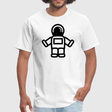Baby Astronaut - Men's T-Shirt