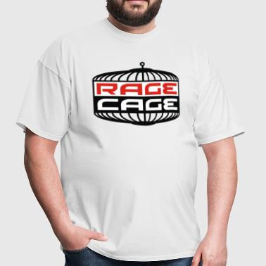 cage_rage - Men's T-Shirt