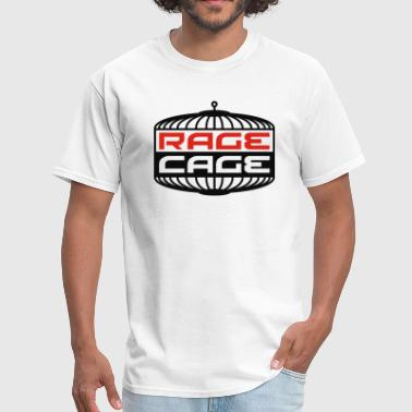 Rage In The Cage cage_rage - Men's T-Shirt