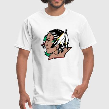 indians indian geronimo apache lakota - Men's T-Shirt