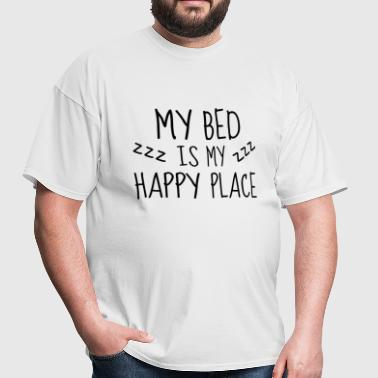 Happy Place - Men's T-Shirt