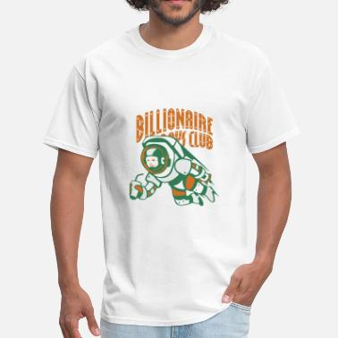 Billionaire Boys Club bilionaire boy club space - Men's T-Shirt