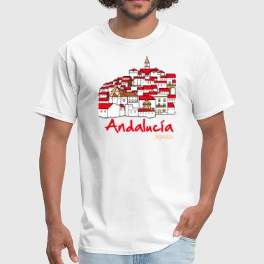Andalusien Andalucia 2 - Men's T-Shirt