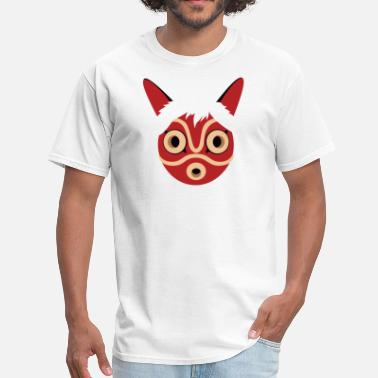 Mononoke Mononoke Mask - Men's T-Shirt