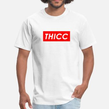Thicc THICC - Men's T-Shirt