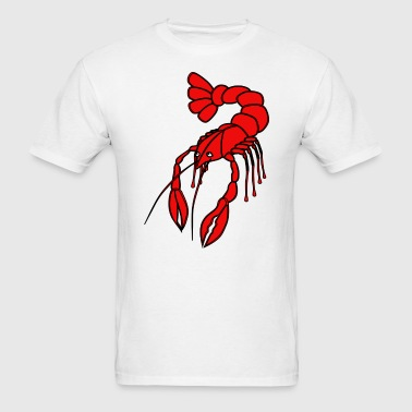 Crayfish- - Men's T-Shirt