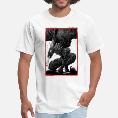 Berserk Berserk Black Knight - Men's T-Shirt