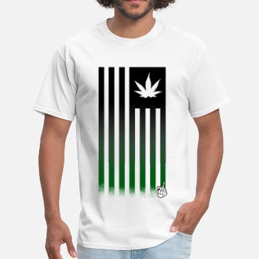 420 Flag - Men's T-Shirt