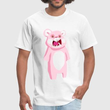 Scary Bear - Men's T-Shirt