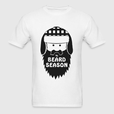 It's Beard Season - Men's T-Shirt