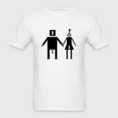 Relationship - Men's T-Shirt