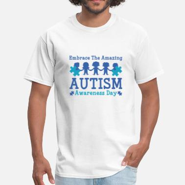 World Autism Awareness Day Autism Awareness Day - Men's T-Shirt
