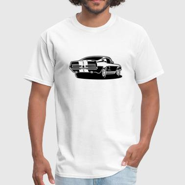 67 Shelby Mustang - Men's T-Shirt