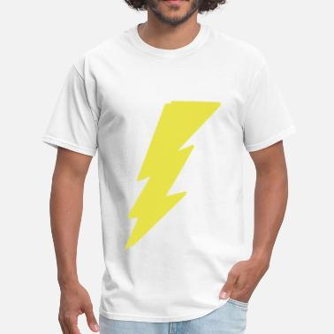 Lightning Bolt Lighting  - Men's T-Shirt