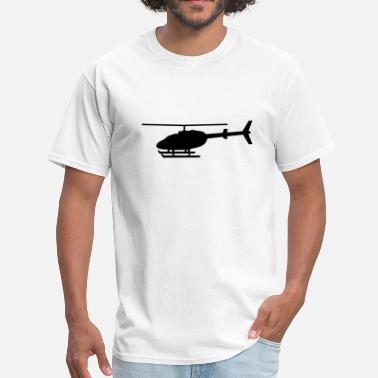 Bell Helicopter Helicopter - Men's T-Shirt