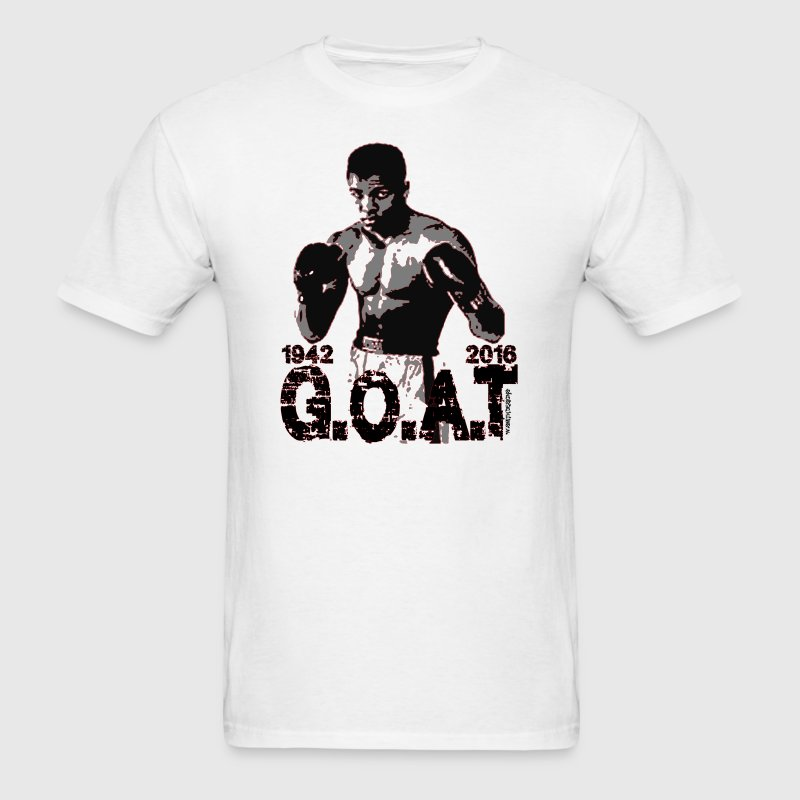 G.O.A.T Design - Men's T-Shirt
