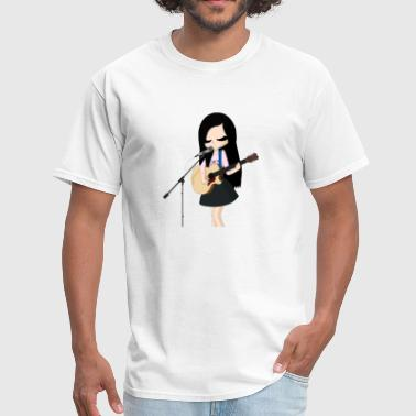 Camila Cabello Illustartion - Men's T-Shirt