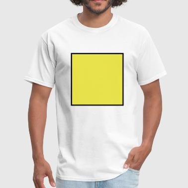 Square Outline Square shape - Men's T-Shirt