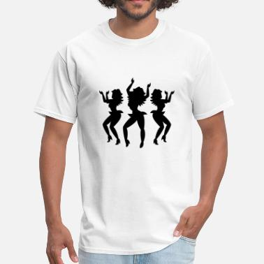 Dancing Doll Dancing Girls / Bailarinas - Men's T-Shirt
