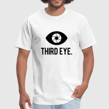 third eye - Men's T-Shirt