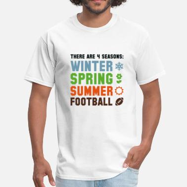 Four Football Four Seasons Football - Men's T-Shirt